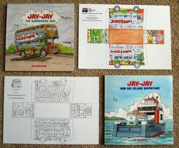 Jay-Jay Offer - 3D bus